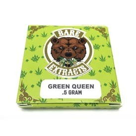 Bare Extracts Green Queen - Trim Run Shatter