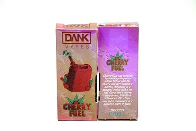 Dank Vapes - Cherry Fuel