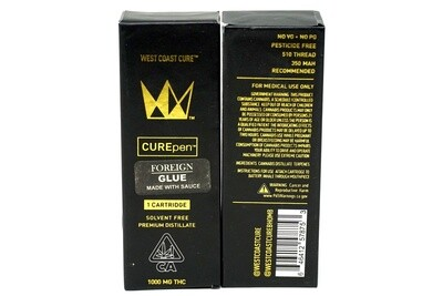 West Coast Cure Pen - Foreign Glue