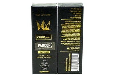 West Coast Cure Pen - Parcore