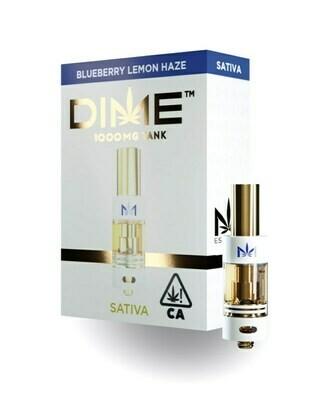 DIME Cartridge - Blueberry Lemon Haze 1000mg