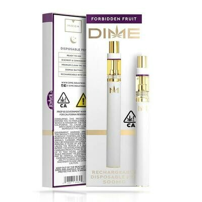 DIME Disposable - Forbidden Fruit 500mg
