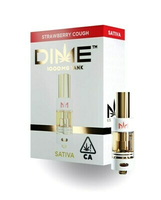 DIME Cartridge - Strawberry Cough 1000mg