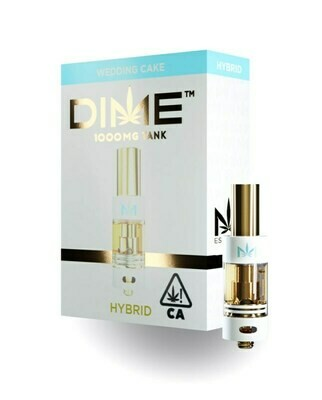 DIME Cartridge - Wedding Cake 1000mg