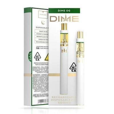 DIME Disposable - Dime OG 500mg