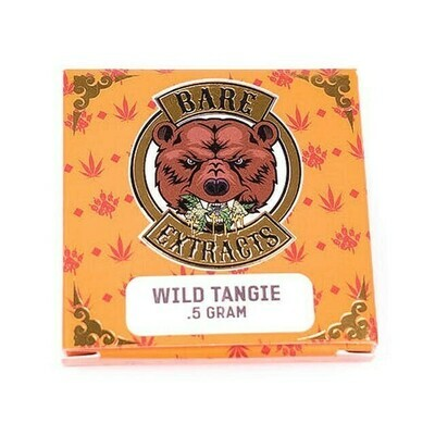 Bare Extracts Wild Tangie - Nug Run Shatter