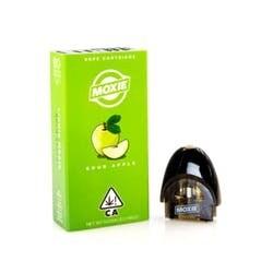 Moxie Dart Pod - Sour Apple .5g
