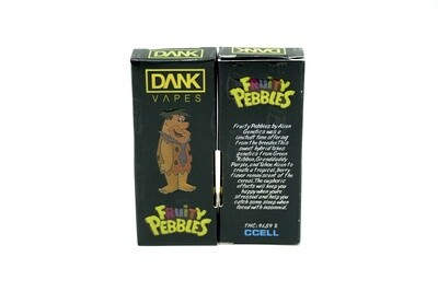 Dank Vapes - Fruity Pebbles