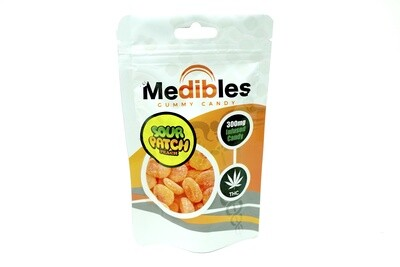 Medibles - Peach Rings 300mg