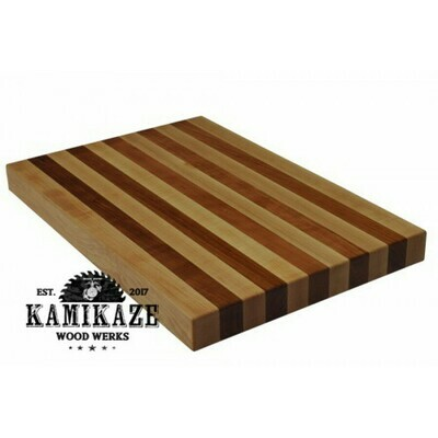 The Kamikaze Butcher Block