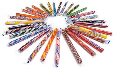 Gilliam Hard Candy Sticks