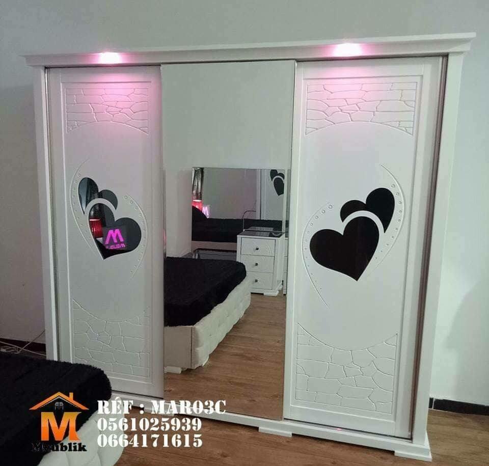 غرفة نوم MAR 03C