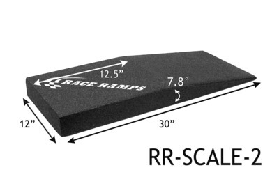 Scale Ramps w/Platform