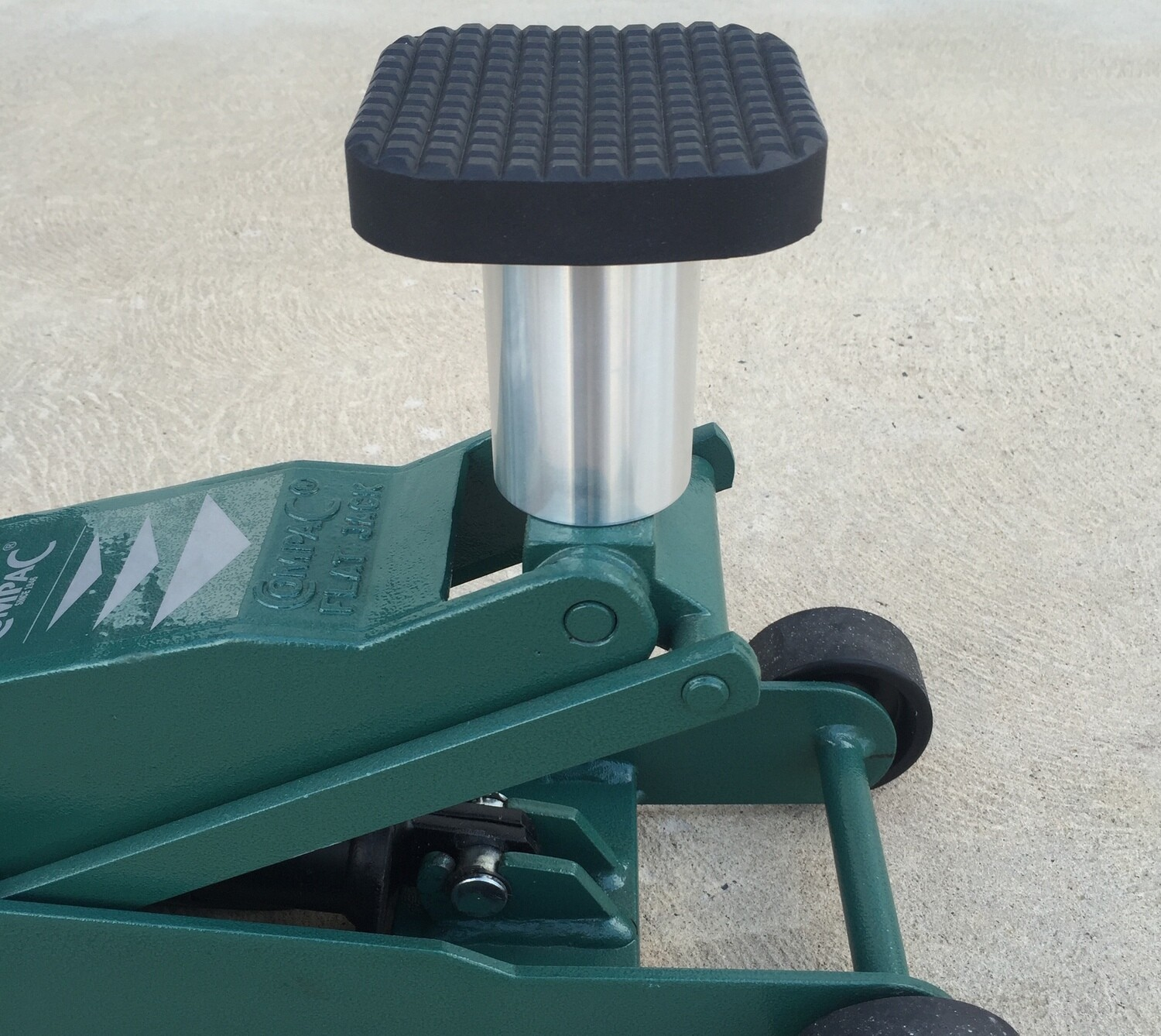 100mm Tall Floor Jack Extender