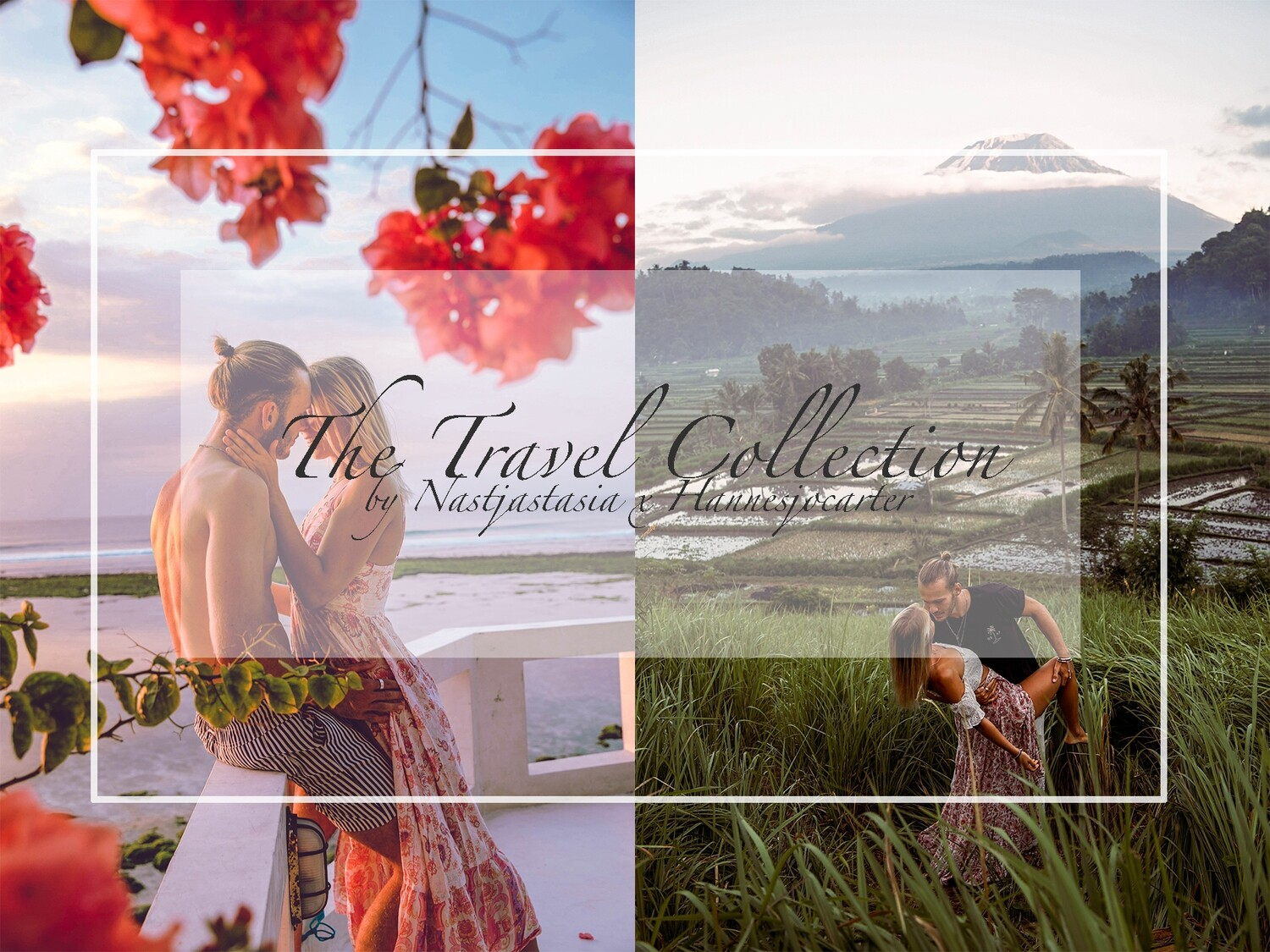 The Travel Collection - Desktop & Mobile