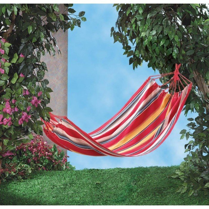 FIESTA COLOR STRIPES HAMMOCK