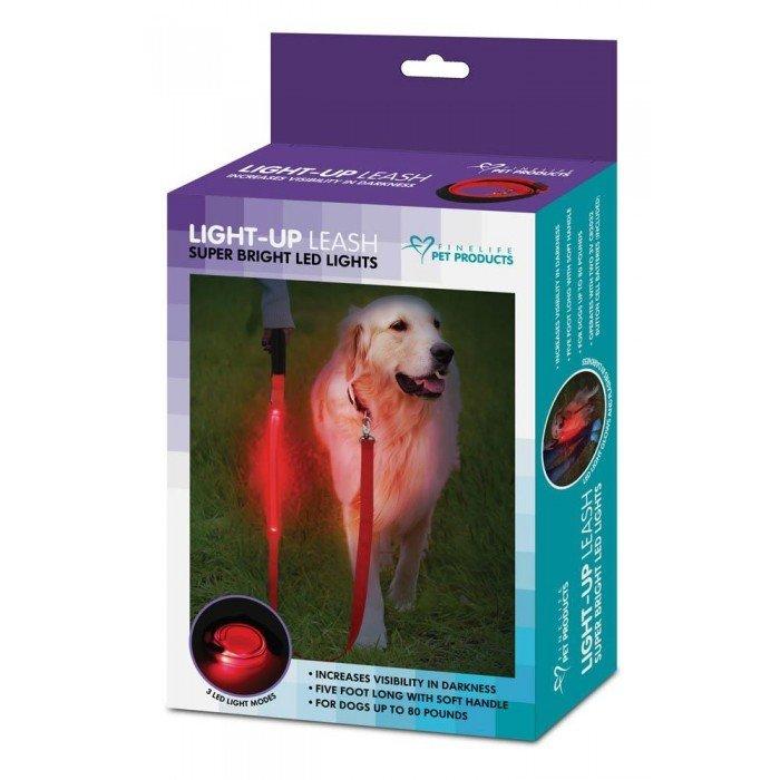 LIGHT-UP DOG LEASH