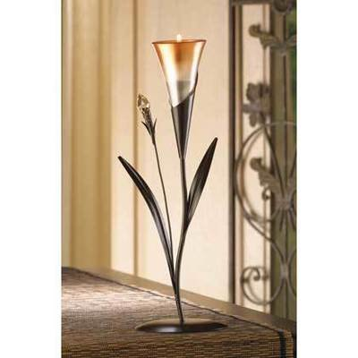 13917 Dawn Blossom Tealight Holder