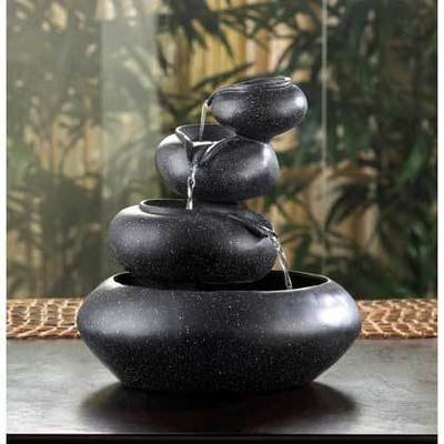 31140 Four-Tier Tabletop Fountain
