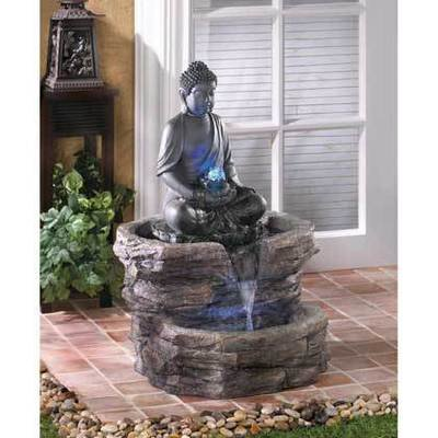 ZEN BUDDHA FOUNTAIN by Cascading Fountains