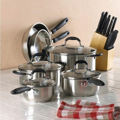 DELUXE COOKWARE COLLECTION by La Boca