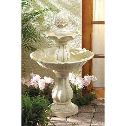 35144 Acorn Fountain