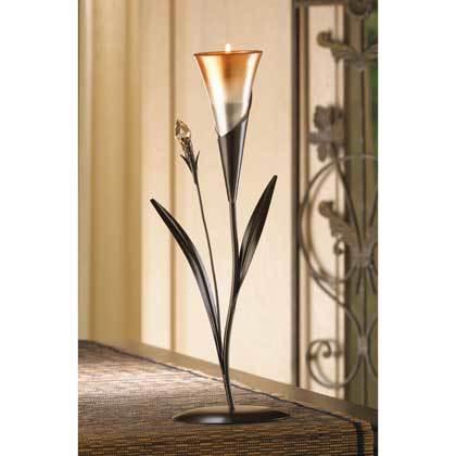 13917 Dawn Blossom Tealight Holder