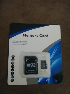 16 GB Micro-SD-Card-TF-Flash-Memory-Class-10-With-Adapter