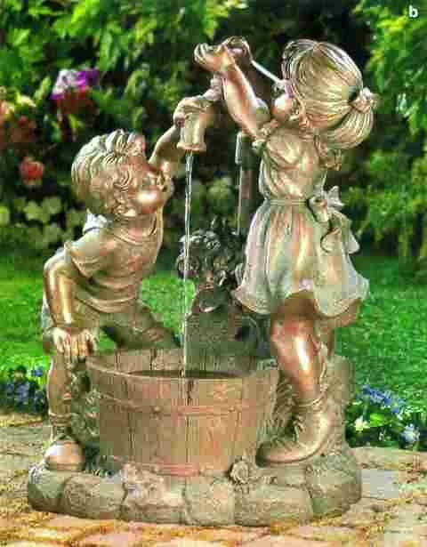 FUN AND PLAY WATER FOUNTAIN by Cascading Fountains