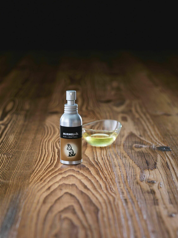 Murmeli-Öl von Puralpina 50ml