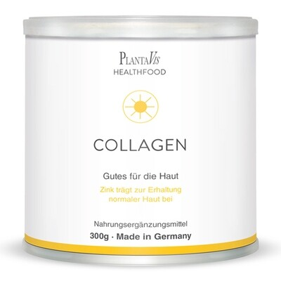 Collagen-Pulver von PlantaVis 300g (für 30 Tage)