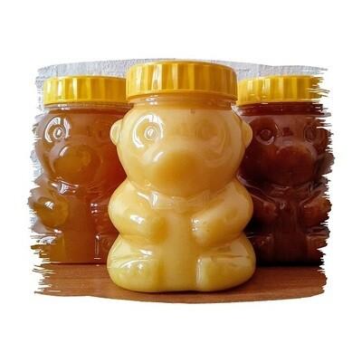 Мёд - медвежонок, 250 мл.