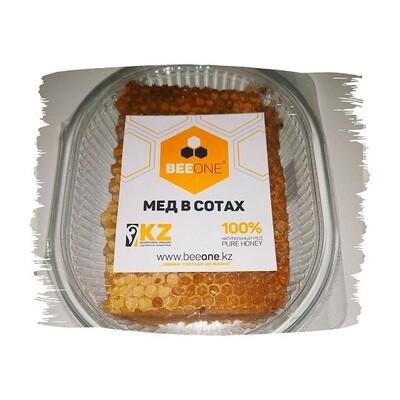 Мёд в сотах (цена за 1 кг., в зависимости от веса)
