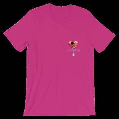 Logo T - Hot Pink