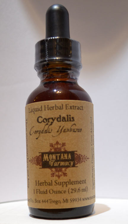 Corydalis Herbal Extract Tincture