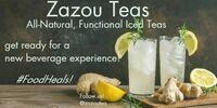 Zazou Teas Online Shop