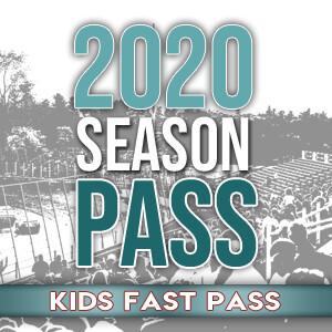 2020 Season Pass - Kids Fast Pass