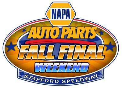 NAPA Fall Final Weekend Tickets