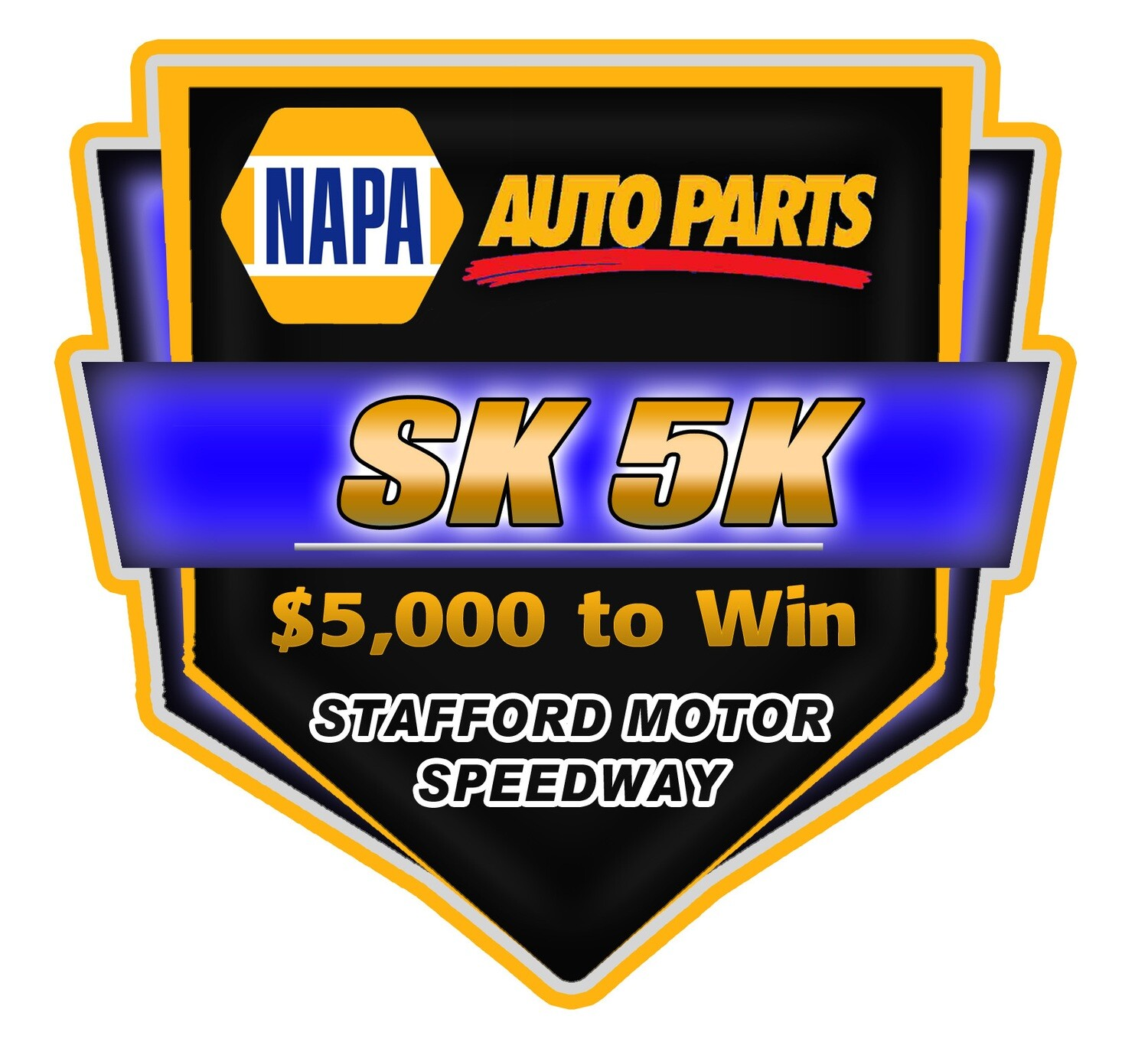 NAPA Auto Parts SK 5K 100  - June 26th