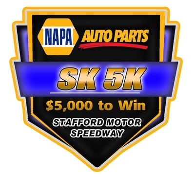 NAPA Auto Parts SK 5K 100  - June 26th