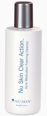 Очищающая пенка для проблемной кожи Nu Skin® Clear Action Foaming Cleanser