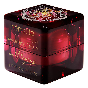 Hematite Revitalizing Cream