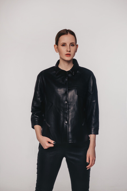 Рубашка Penelope black