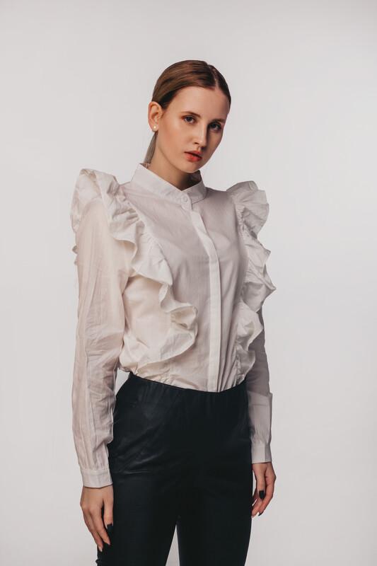 Рубашка Holly white