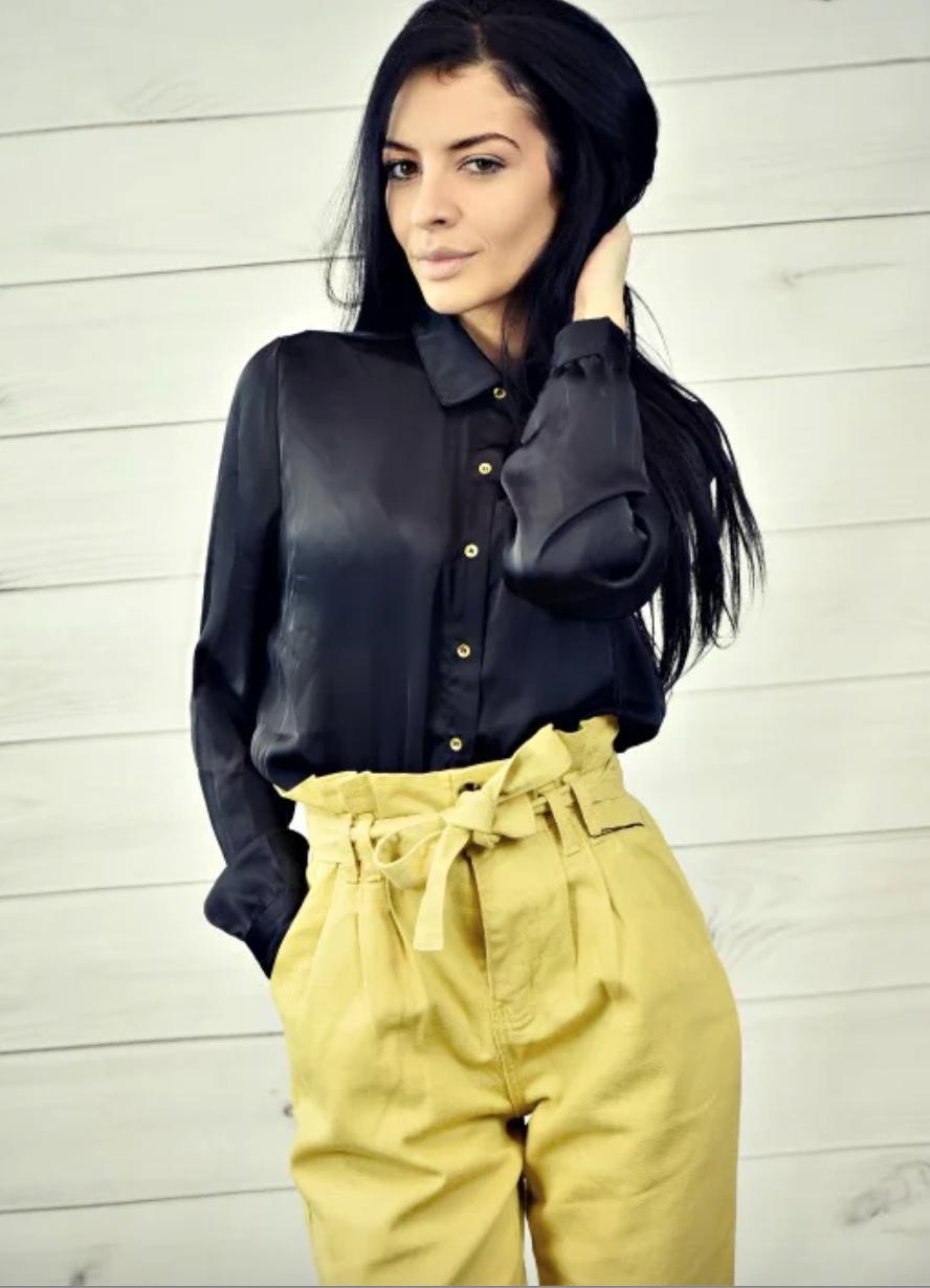 Риза - Black spot