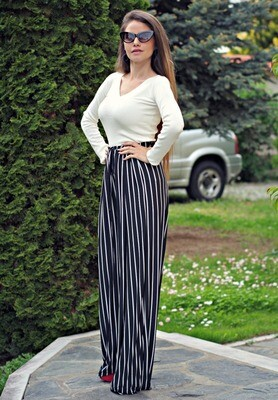 Панталон - Striped pants