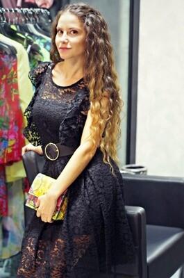 Рокля - Black Lace