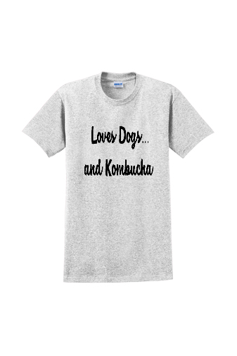 Dogs and Kombucha (Tee)