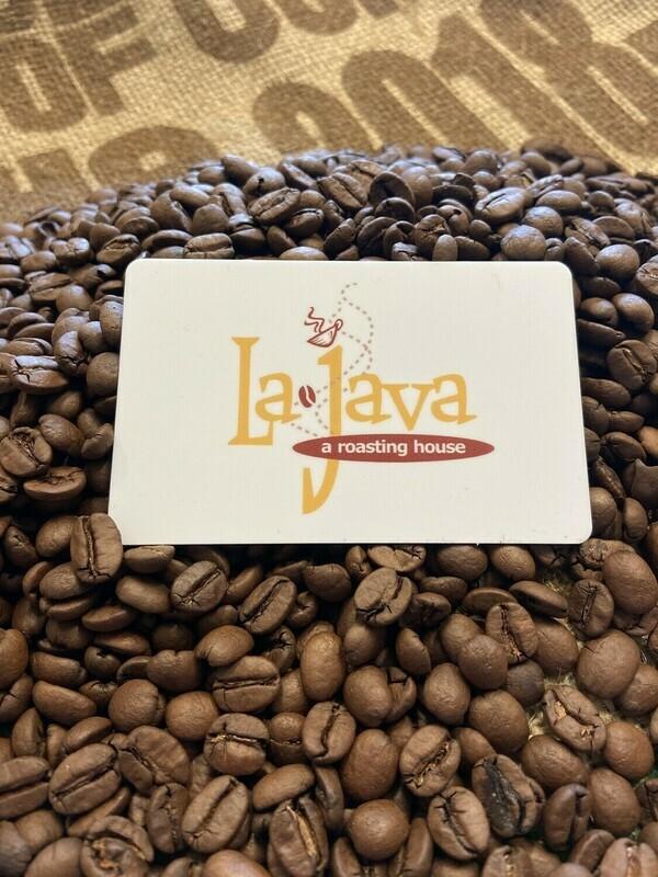 Champion/LaJava Gift card
