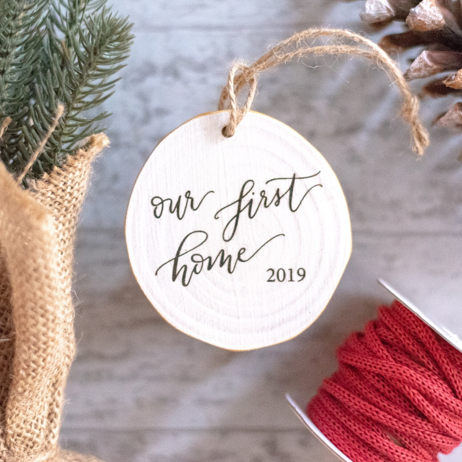 Our First Home 2019